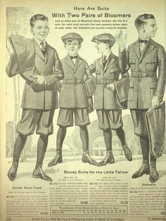 boys clothes 1920s - Google Search
