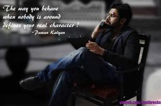 power star pavankalyn inspired quote