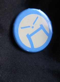 Introducing my new buttons. These buttons, as worn by Ema Skye and Phoenix Wright in the 'Ace Attorney' series of games is available as a set. Are you ready to approach thi... #snowbunnystudios #handmade #cosplay #costuming #cute #collectable #cutecollectablecosplay #anime #nintendo #shopsteam #teambuttonluv