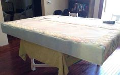 Cover for Box Spring Box Spring Bed Frame, Box Spring Cover, Upholstered Box Springs, Home Furniture, Furniture Design, Stay At Home Mom, Spring Home, Projects To Try, Interior Design