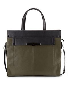 Leather Tote Bag | M&S