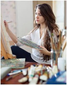 Free Painting Lessons - Start on a rewarding new hobby. Set your creativity free. Learn how to paint with oils, watercolors and acrylics with the help of free online demonstrations by talented artists.