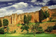 Murallas de NIEBLA (HUELVA)