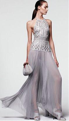 J. Mendel  Pre-Fall 2014 Runway Fashion, High Fashion, Fashion Show, Fashion Design, Purple Fashion, Women's Fashion, Fashion Trends, Glamour, Designer Gowns
