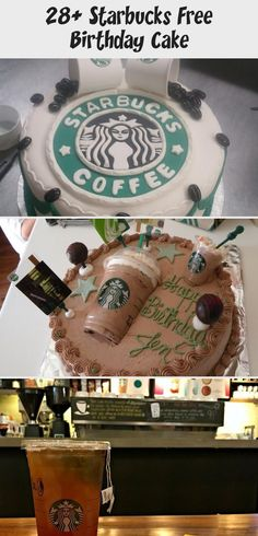 Starbucks Free Birthday Cake Starbucks Cupcakes For Teen Girls Cupcake Foodie Cake Foodie In Starbucks Quotes, Starbucks Recipes, Birthday Cakes For Teens, Free Birthday, Starbucks Cupcakes, Party Organisers, Girl Cupcakes, Coffee, Girls