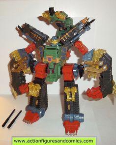 transformers energon SCORPONOK 2004 hasbro toys action figures complete
