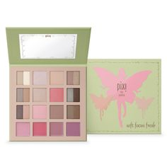 Soft Focus Fresh, $34. Your go-to full kit of 12 eye shadows, 4 lip glosses, and 6 cheek powders, all in luminous pastel shades for ultimate enhancement.