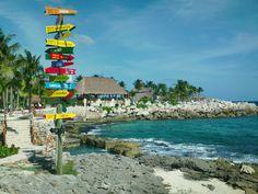 Xcaret, Mexico...aka paradise
