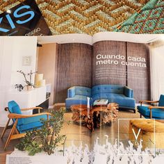 [ Each Meter Counts ] Our Natural Fall rug in this months Axxis Magazine. A Verdi classic in natural fibers and silver threads is home to this living room in the heart of Bogota. In a unified and flexible space our natural fall rug integrates furniture in turquoise earthy textures and wooden elements.  @revistaaxxis #VerdiDesign #RevistaAxxis #WeavingIntoNature #MetalRugs #Copper #Handmade #Colombia #Handcrafted #Metallic #Textiles #Weaves #Bespoke #Carpets #BespokeRug #Design…
