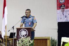 Kepala Wilayah Kementerian Pertahanan Bengkulu Kolonel Laut (PM) Syahril Bakri