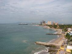 Puerto Valarta, Mexico - Photo by Donald Bruce Edward Wilson 2007