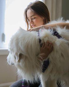 レイン・マッケンジーさんのインスタグラム写真 - (レイン・マッケンジーInstagram)「Swipe to see one of the great loves of my life . . . #purelove #mydog #model #yoga #yogawear #exercise #instadaily」1月17日 9時02分 - makenzie_raine Images O, Leggings Fashion
