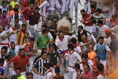 Notiferias Toros en Venezuela y el Mundo: San Fermín, día 6