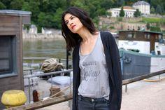 50 Nuances d'Audrey - Blog Mode en France Le Marcel débardeur made in france