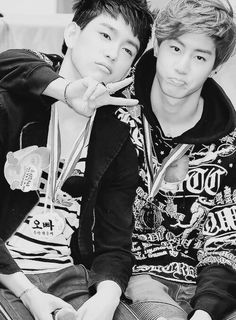 GOT7 | JR and MARK