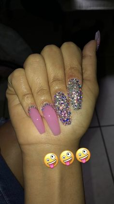 @galorethug @fentybible on ig French Nails, Dope Nails, My Nails, How To Do Nails, Hair And Nails, Gorgeous Nails, Pretty Nails, Creative Nails, Beautiful Nail Designs