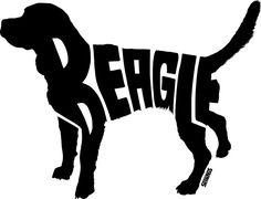 Beagle Black