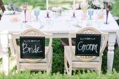 Romantic Vintage Vineyard Wedding Inspiration // More wedding inspiration found at Wine Country Weddings