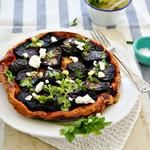 Inspired by River Cottage Beetroot tart tatin recipe