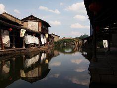 Anchang Village 安昌 by AtticDweller, via Flickr