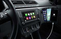 Sistema de entretenimento terá novo App-Connect e compatibilidade com Apple CarPlay e Google Android Auto