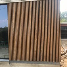 External Sliding Doors, Timber Architecture, Cladding, Shutters, New Homes, Exterior, Curtains, Bungalow, Modern