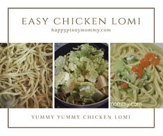 I didnt expect that cooking chicken lomi soup would be that easy! Chicken Lomi Recipe, Toddler Food, Toddler Meals, Recipe For Mom, Noodle Soup, How To Cook Chicken, Soup Recipes, Cabbage, Dishes