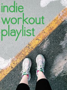 indie workout playlist
