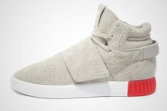 744cd30cace2dd adidas Tubular Invader Goes Yeezy with Strap