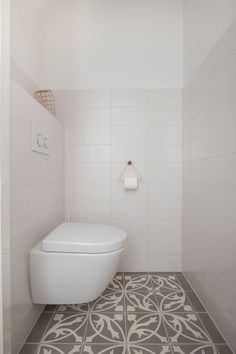 Space Saving Toilet Design for Small Bathroom - Home to Z Space Saving Toilet, Bathroom, Baths Interior, Small Bathroom, Toilet, Toilet Design, Bathroom Design Small, Downstairs Toilet, Shower Room