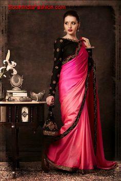 designer blouse ~ Celebrity Sarees, Designer Sarees, Bridal Sarees, Latest Blouse Designs 2014