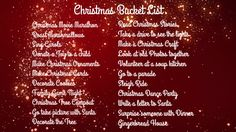 Things To Do with the Kids in Ottawa and at Home: Christmas Bucket List