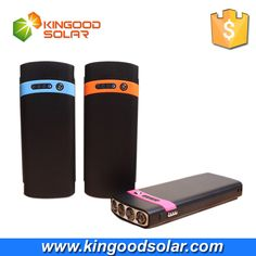 LED solar charger