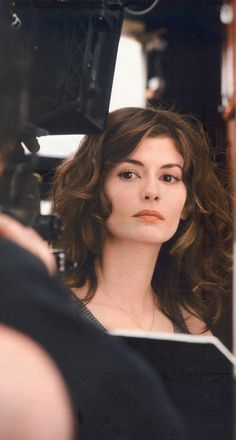 Audrey Tautou - looking very French