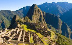 Discovering Machu Picchu