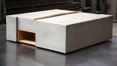 ZATARA - Möbel aus Beton und Treibholz | DerTypvonNebenan.de