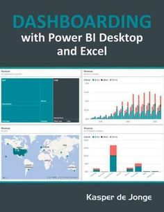 Dashboarding and Reporting With Power Bi Desktop and Excel: How to Design and Create a Financial Dashboard With P. Financial Dashboard, Business Dashboard, Dashboard Design, Data Science, Computer Science, Excel Hacks, Data Modeling, Microsoft Excel, Microsoft Windows