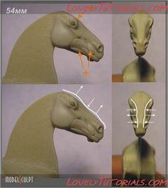 Polymer lifelike clay figures in creating pdf