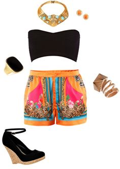 Bohemian, created by kdd689 on Polyvore