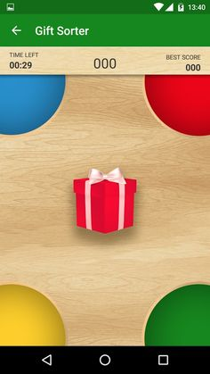 #Gif #Regalo #Navidad #santa