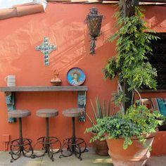 20 Southwest Patio Ideas Patio Mexican Decor Hacienda Style
