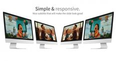Responsive Layered Slider | Simbyone.com