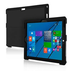Incipio Microsoft Surface Pro 3 Case, feather [Advance] [Thin Case] for Microsoft Surface Pro 3-Black
