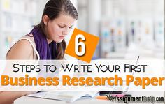 Want to know the secret behind writing an A1 quality business research paper? Yes there is a secret. Our experts will unravel it for you here. If this is the first time you are attempting business research paper writing, you are in for surprises. Here we will demonstrate how one can compose his first business research paper without facing failure.