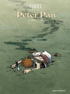 Régis Loisel art - Peter Pan