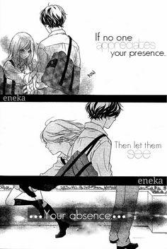 Manga: Ao haru ride Editor: eneka