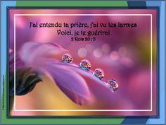Voici, je te guérirai - 2 Rois 20 : 5 - Ecrin2moncoeur