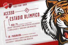 Atenção Nação Colorada! Confira os acessos do jogo de amanhã no Estádio Olímpico.