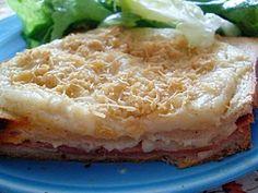 Ma Cuisine Végétalienne: Croque-monsieur (Vegan)