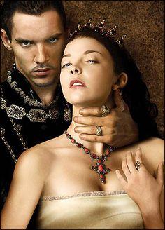 The Tudors - Henry VIII and Anne Boleyn
